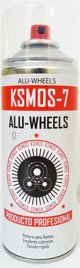 Spray aluminio llantas 400ml pintura para coches - Pintura para aluminio en spray ...