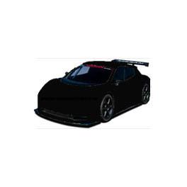 601 nero profondo alfa romeo. - pintura para coches