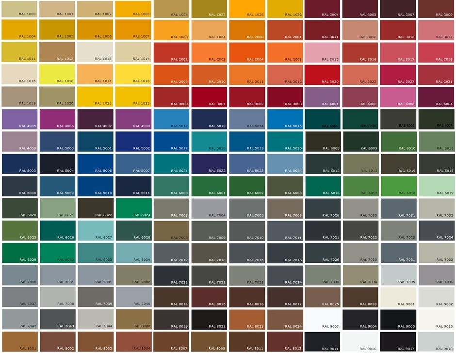 Catalogos de colores de pinturas para autos imagui for Catalogo colores pintura pared