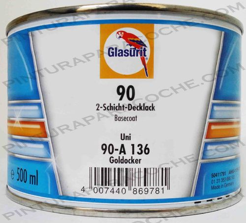 GLASURIT 136 90 LINE 0.5Lt.