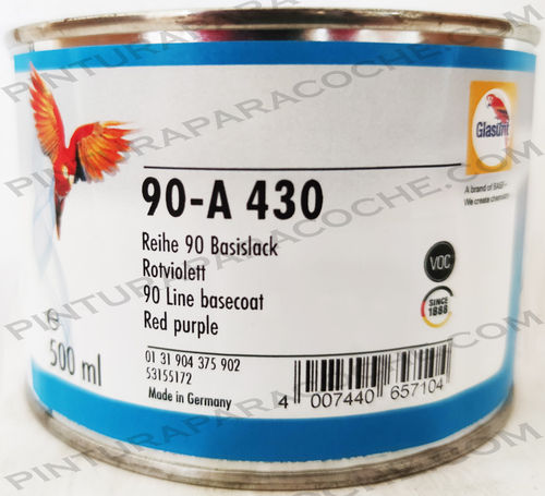 GLASURIT 430 90 LINE 0.5Lt.