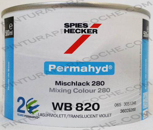 Spies Hecker WB 820 mix 0.5ltr