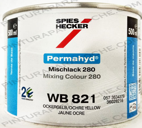 Spies Hecker WB 821 mix 0.5ltr