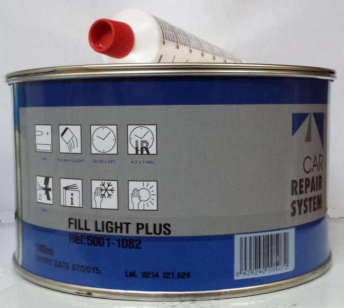 Masilla light 1lt.
