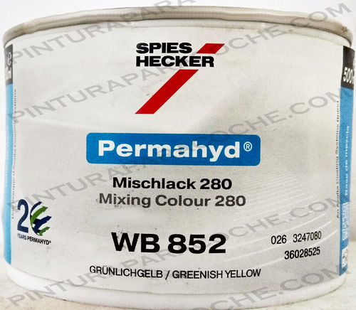Spies Hecker WB 852 mix 0.5ltr