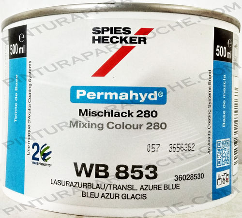 Spies Hecker WB 853 mix 0,5ltr