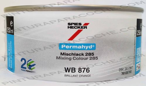 Spies Hecker WB 876 mix 250ml.