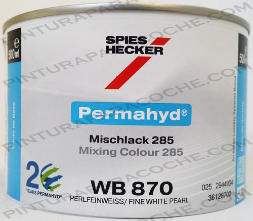 Spies Hecker WB 870 mix 0.5ltr