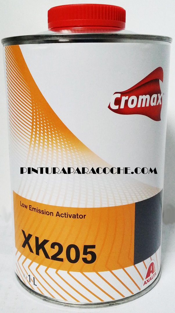 Cromax XK-205 catalizador normal 1ltr.