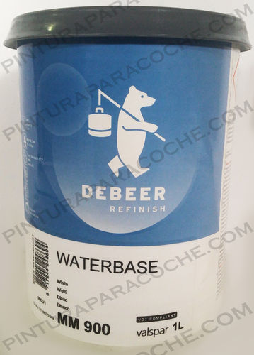 De Beer Waterbase MM 900 1L