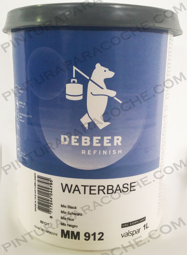 De Beer Waterbase MM 912 1L