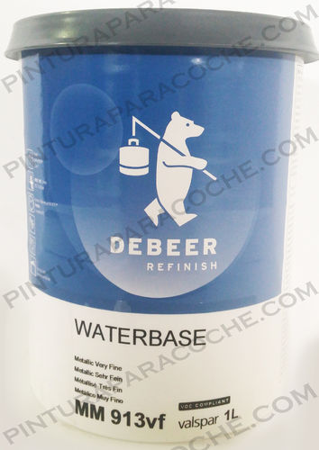 De Beer Waterbase MM 913VF 1L