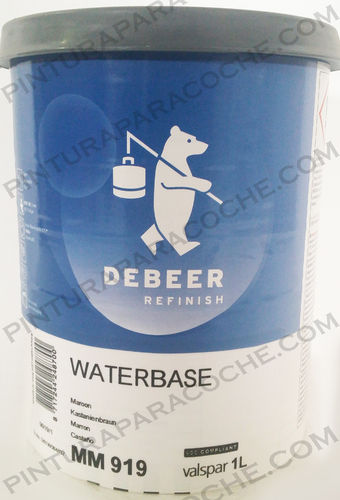 De Beer Waterbase MM 919 1L