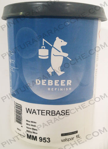 De Beer Waterbase MM 953 1L