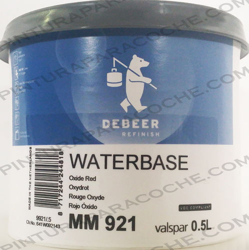 De Beer Waterbase MM 921 0,5L