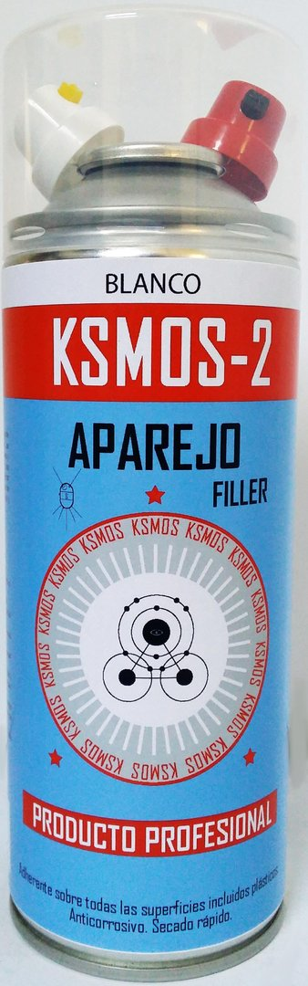 Spray Aparejo Blanco 400ml