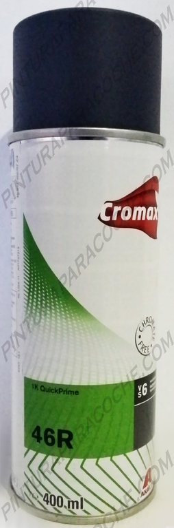 Cromax 46R QuickPrime gris oscuro spray 400ml