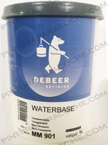 De Beer Waterbase MM 901 1L