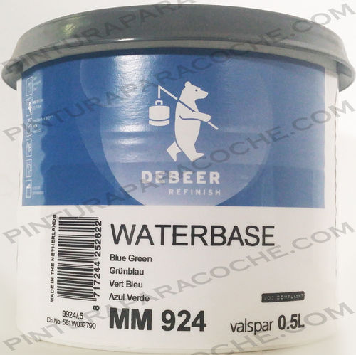 De Beer Waterbase MM 924 0,5L
