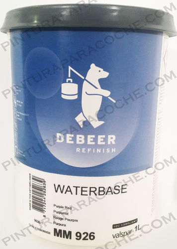 De Beer Waterbase MM 926 1L