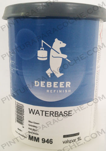 De Beer Waterbase MM 946 1L