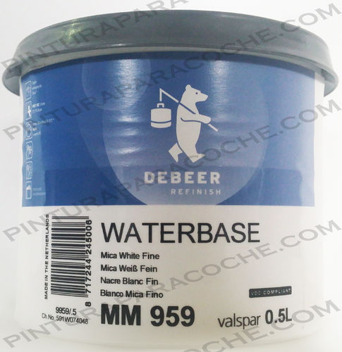 De Beer Waterbase MM 959 0,5L