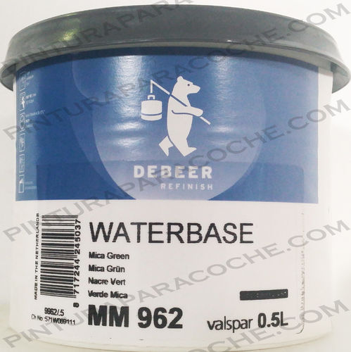 De Beer Waterbase MM 962 0,5L