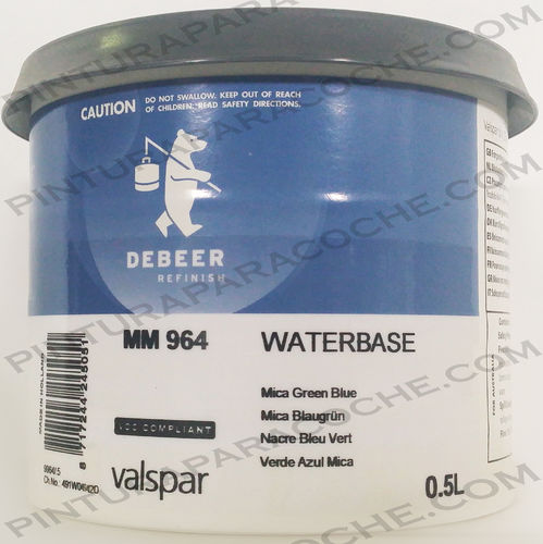De Beer Waterbase MM 964 0,5L