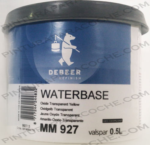 De Beer Waterbase MM 927 0,5L