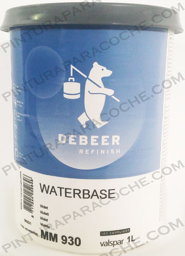 De Beer Waterbase MM 930 1L