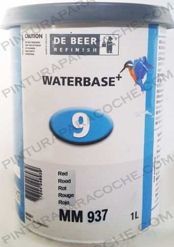 De Beer Waterbase MM 937 1L