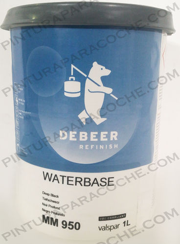De Beer Waterbase MM 950 1L