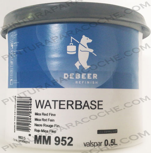 De Beer Waterbase MM 952 0,5L