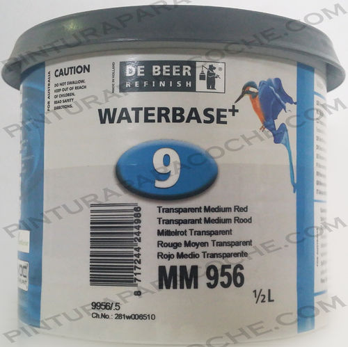 De Beer Waterbase MM 956 0,5L