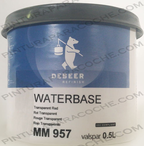 De Beer Waterbase MM 957 0,5L