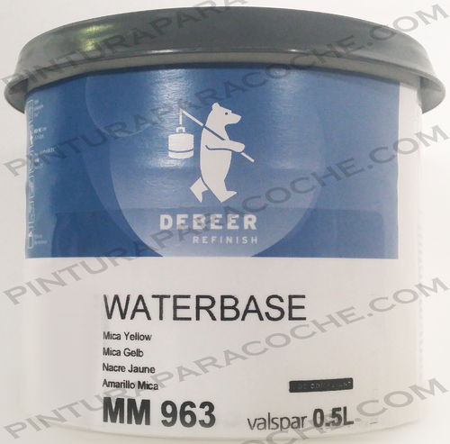 De Beer Waterbase MM 963 0,5L