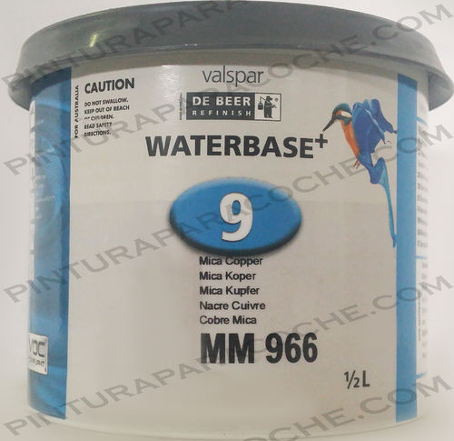 De Beer Waterbase MM 966 0,5L