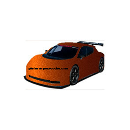 D2A - DM TECHNO ORANGE KIA
