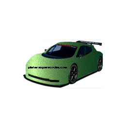 15U - 45U APPLE GREEN CHEVROLET