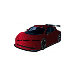3R5 DARK RED TRICAPA LEXUS