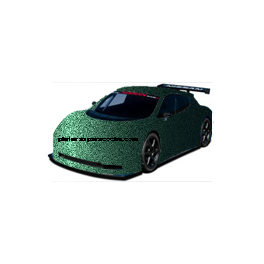 DP1 GREEN NISSAN