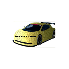 EBA GREENISH YELLOW NISSAN