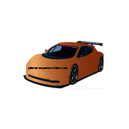LP2Y - 4M4M ENERGETIC ORANGE VOLKSWAGEN