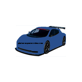 PC4 - RC4 LAPIS BLUE DODGE