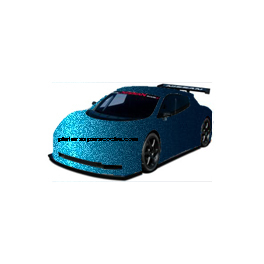 266901 BLU CALIFORNIA FERRARI