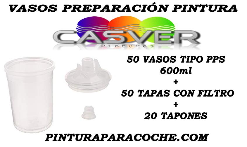 User PPS Vaso mezclador de pintura
