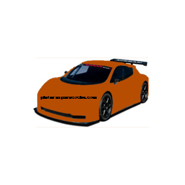 A16 DARK ORANGE NISSAN