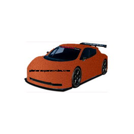 0O5 - OO5 DYNAMIC ORANGE OPEL