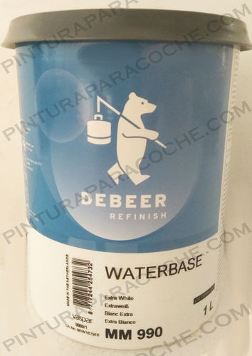 De Beer Waterbase MM 990 1L