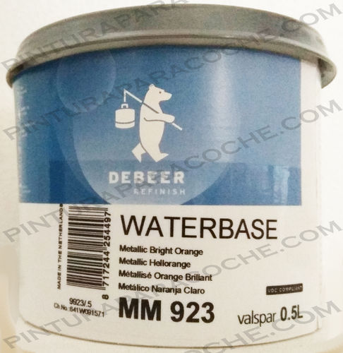 De Beer Waterbase MM 923 0,5L